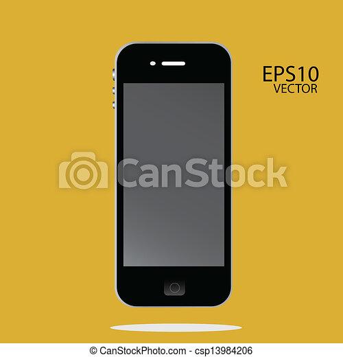 far male, telefono - csp13984206