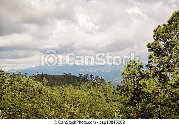 Far Mountains - csp10815202