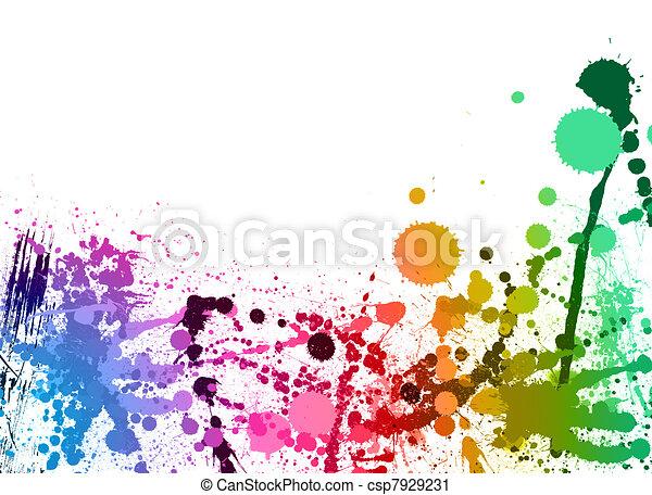 Fantastisch Zu Druckende Farben Zeitgenössisch - Framing Malvorlagen ...