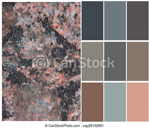 farbe granit tabelle farbe inneneinrichtung auswahl stockfotos suche foto clipart. Black Bedroom Furniture Sets. Home Design Ideas