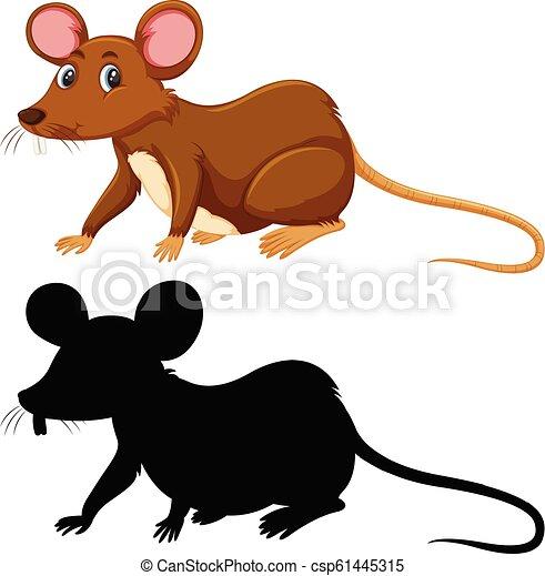 Zornige, ratte Clipart | k4685981 | Fotosearch