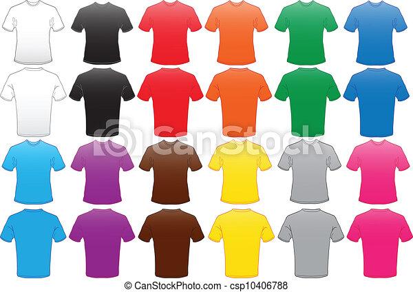 Männliche Farben