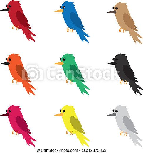 Fantastisch Blaue Vogel Färbung Seite Galerie ...