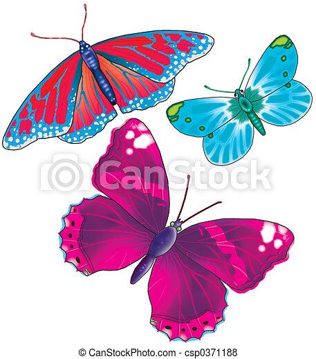 farfalla, 3 - csp0371188
