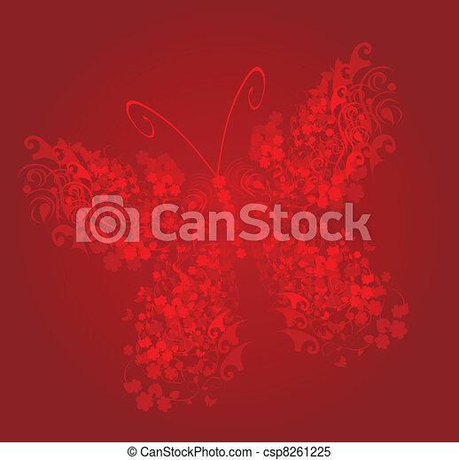 farfalla - csp8261225