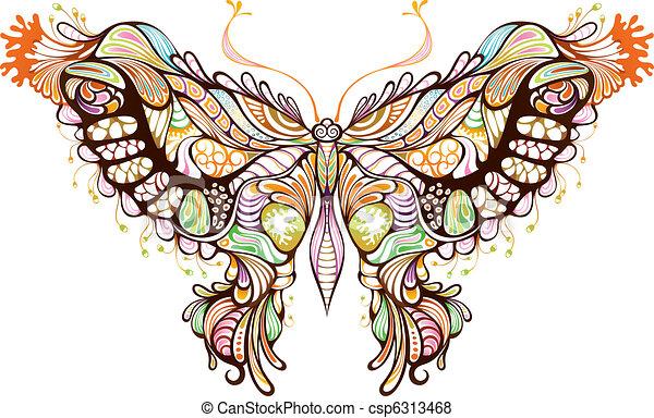 farfalla - csp6313468