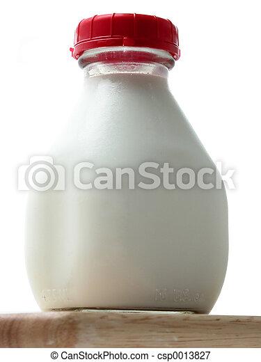 Farm Fresh Milk - csp0013827
