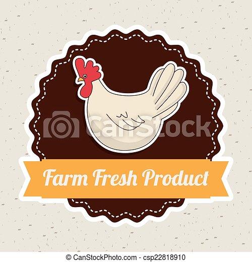 farm fresh  - csp22818910