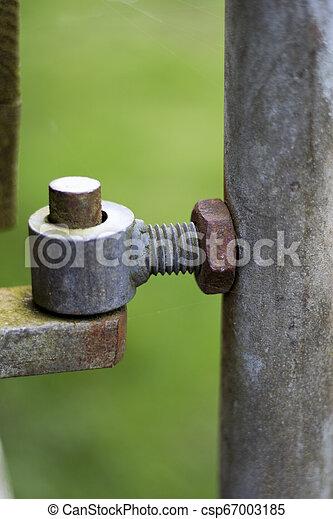 Farm gate pivot hinge - csp67003185