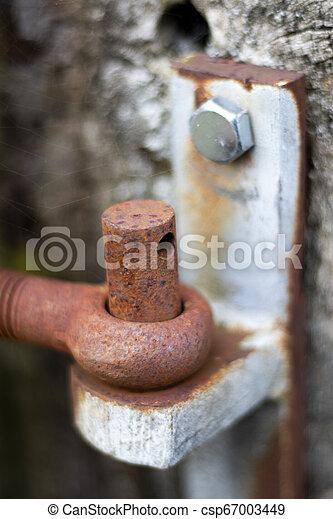 Farm gate pivot hinge - csp67003449