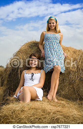 Girl farm photos 89
