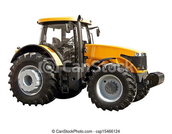 Farm  tractor - csp15466124