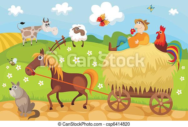 farm - csp6414820
