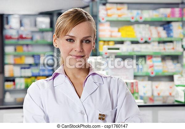 Farmacia - csp1760147