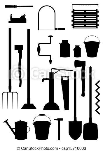 farmer., attrezzi, apparecchi - csp15710003