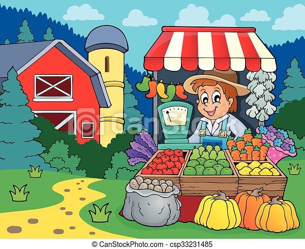 Farmer topic image 2 - csp33231485