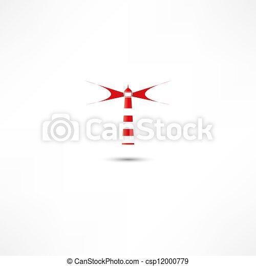 El icono del faro - csp12000779
