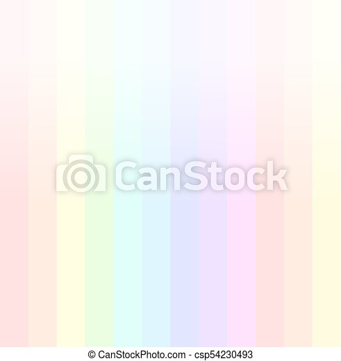 farver, regnbue, baggrund, pastel - csp54230493