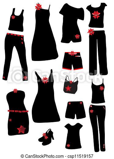 Fashion elements - csp11519157
