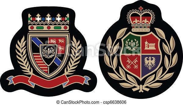 fashion emblem badge - csp6638606