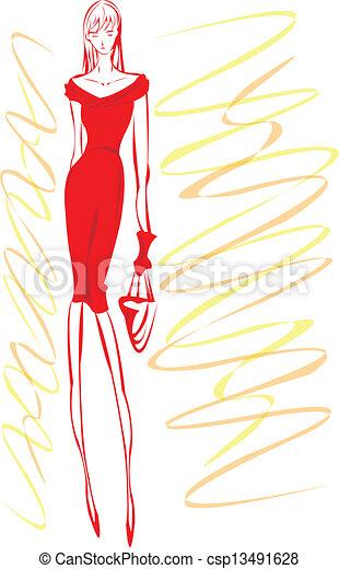 fashion. - csp13491628