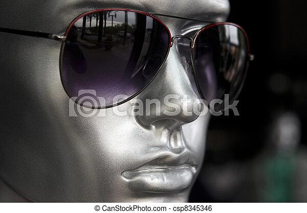 Fashion mens sunglasses - csp8345346