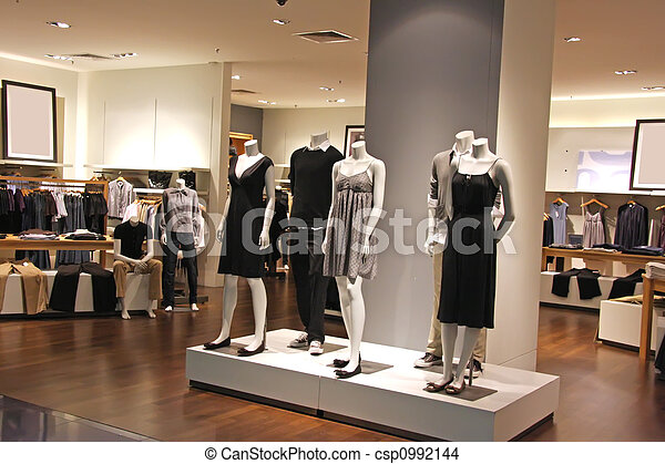 Fashion retail - csp0992144