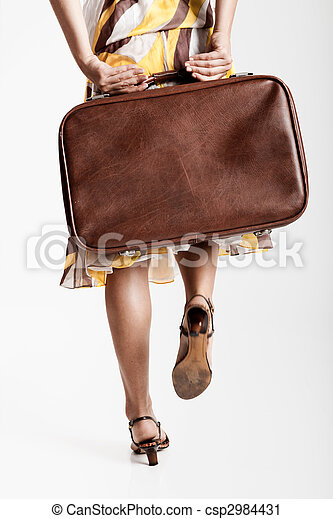 Fashion Woman - csp2984431