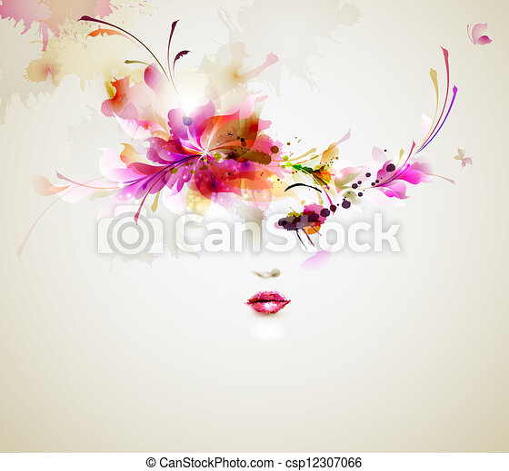 fashion women - csp12307066