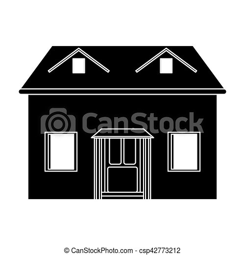 fassade haus dachgeschoss piktogramm 10 dachgeschoss vektor clipart suchen sie. Black Bedroom Furniture Sets. Home Design Ideas