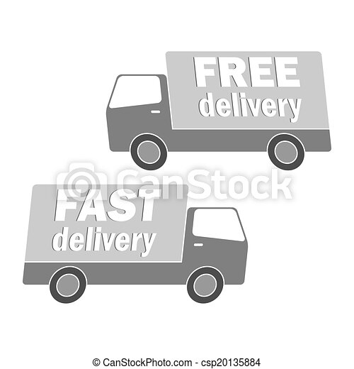 Fast and free delivery. Trucks - csp20135884