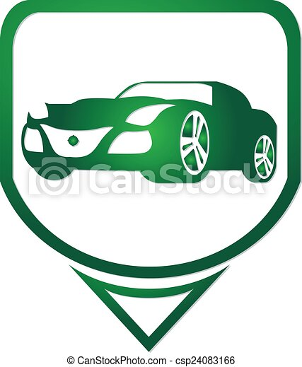 Fast car icon symbols stock illustration - Search Clip Art, Drawings ...