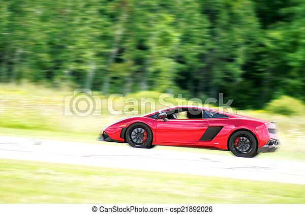Fast Car - csp21892026