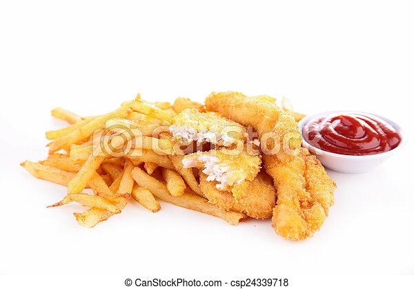 fast food - csp24339718