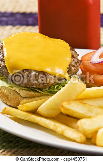 fast food - csp4450751