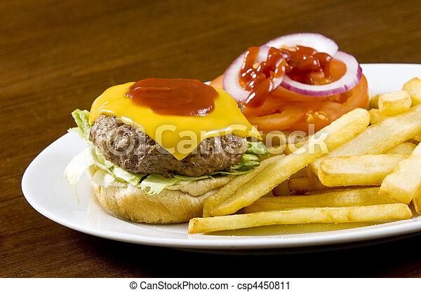 fast food - csp4450811