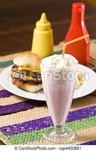 fast food - csp4450881