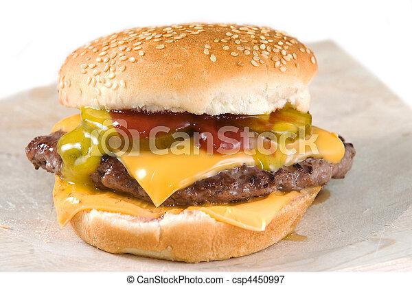 fast food - csp4450997