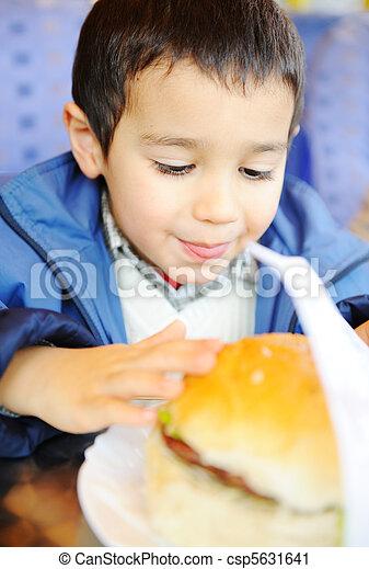 fast food - csp5631641