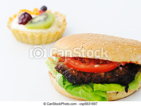 fast food - csp5631697