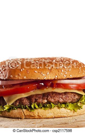 fast food - csp2117598