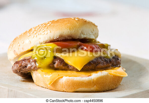 fast food - csp4450896