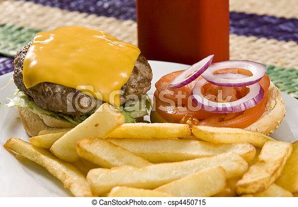 fast food - csp4450715