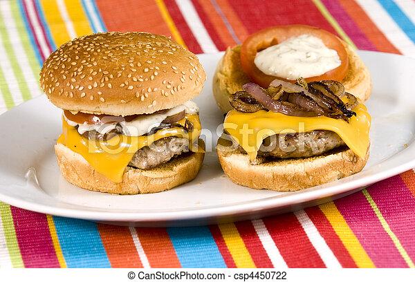 fast food - csp4450722