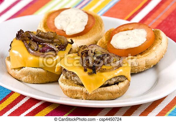 fast food - csp4450724