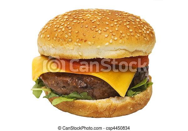 fast food - csp4450834