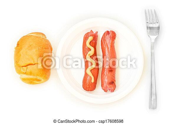 fast food - csp17608598
