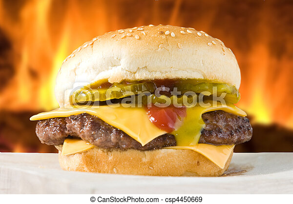 fast food - csp4450669