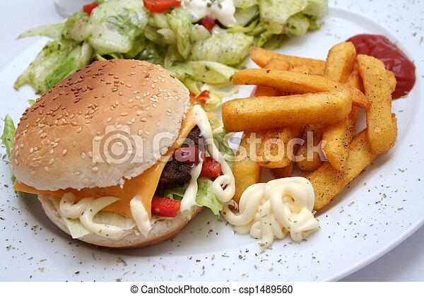 Fast Food - csp1489560