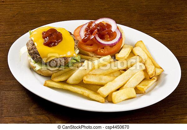 fast food - csp4450670